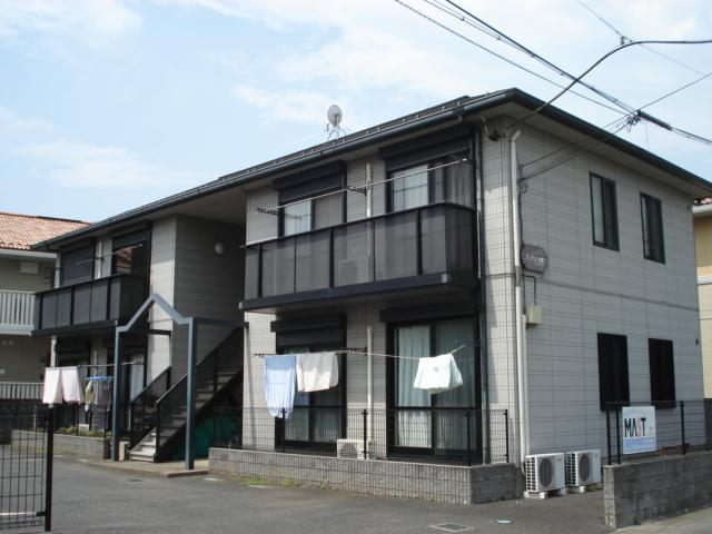 埼玉県さいたま市北区、土呂駅徒歩18分の築20年 2階建の賃貸アパート