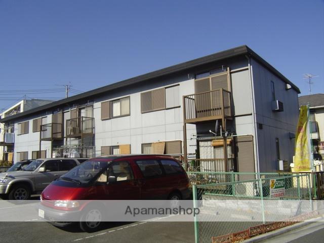 埼玉県さいたま市北区、土呂駅徒歩4分の築29年 2階建の賃貸アパート