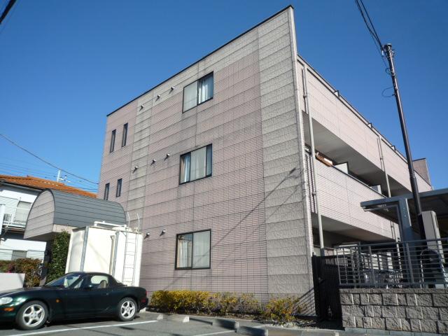 埼玉県さいたま市北区、土呂駅徒歩16分の築16年 3階建の賃貸マンション
