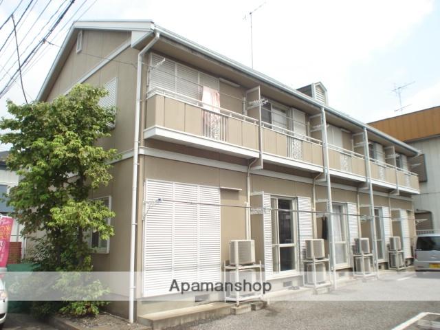 埼玉県さいたま市北区、宮原駅徒歩8分の築25年 2階建の賃貸アパート