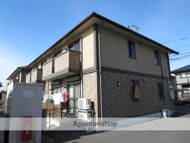 埼玉県さいたま市北区、宮原駅徒歩25分の築12年 2階建の賃貸アパート