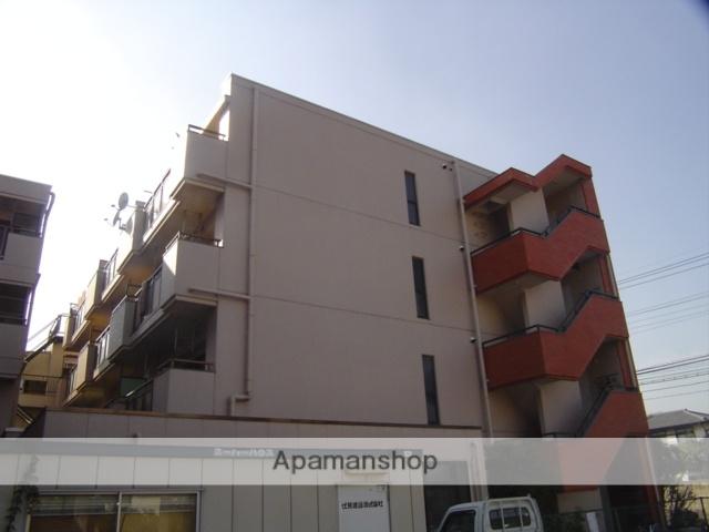 埼玉県さいたま市北区、大宮駅バス5分大宮中央総合病院入口下車後徒歩2分の築28年 4階建の賃貸マンション
