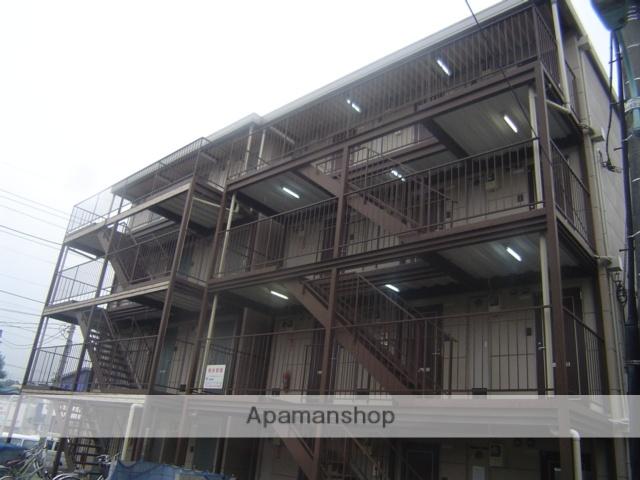埼玉県さいたま市北区、日進駅徒歩17分の築11年 4階建の賃貸マンション