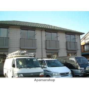 埼玉県さいたま市西区、日進駅徒歩19分の築14年 2階建の賃貸アパート
