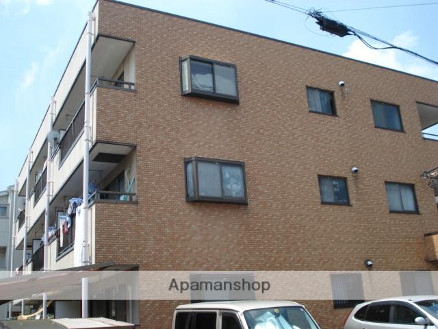 埼玉県さいたま市北区、土呂駅徒歩9分の築26年 3階建の賃貸マンション