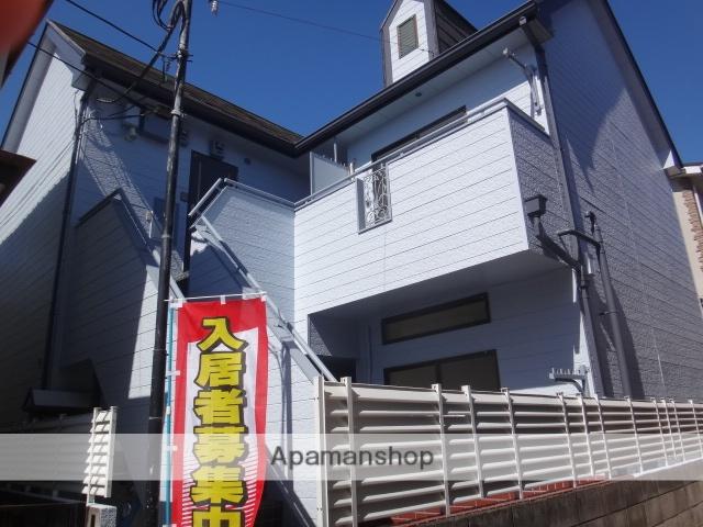 埼玉県さいたま市北区、日進駅徒歩11分の築28年 2階建の賃貸アパート