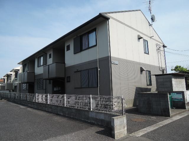 埼玉県さいたま市西区、日進駅徒歩19分の築19年 2階建の賃貸アパート