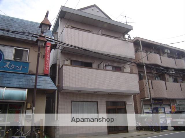 埼玉県さいたま市北区、加茂宮駅徒歩13分の築25年 3階建の賃貸マンション