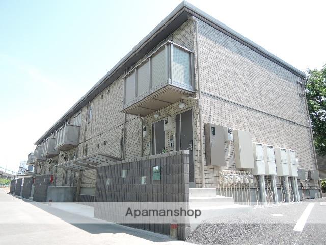 埼玉県さいたま市西区、指扇駅徒歩11分の築2年 2階建の賃貸アパート