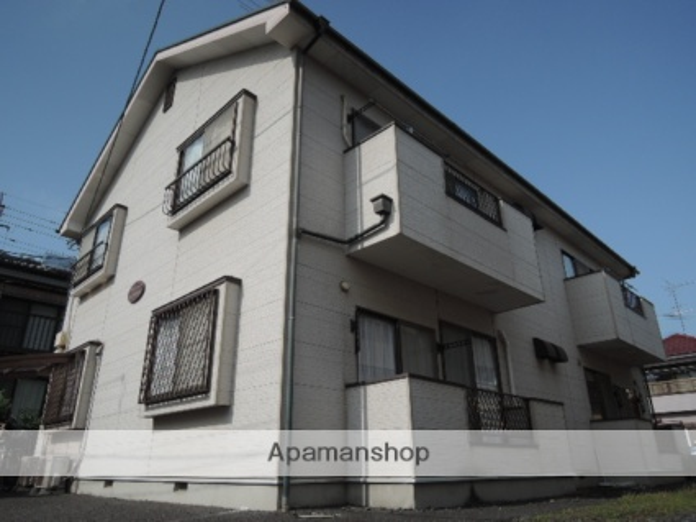 埼玉県さいたま市北区、宮原駅徒歩27分の築20年 2階建の賃貸アパート