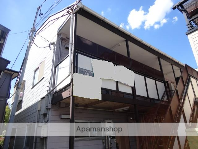 埼玉県さいたま市北区、宮原駅徒歩13分の築28年 2階建の賃貸アパート