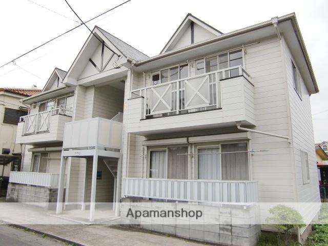 埼玉県さいたま市北区、日進駅徒歩11分の築26年 2階建の賃貸アパート