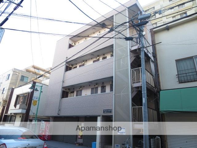 埼玉県さいたま市北区、宮原駅徒歩3分の築9年 4階建の賃貸マンション