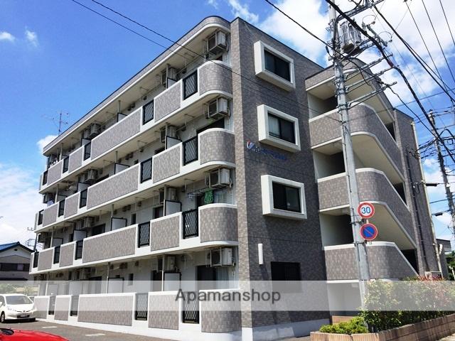 埼玉県さいたま市西区、指扇駅徒歩5分の築9年 4階建の賃貸マンション