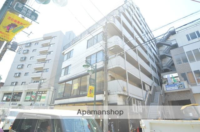 埼玉県川口市、蕨駅徒歩3分の築29年 10階建の賃貸マンション
