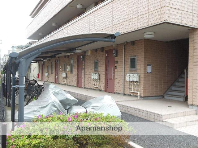 埼玉県蕨市、戸田駅徒歩26分の築12年 3階建の賃貸マンション