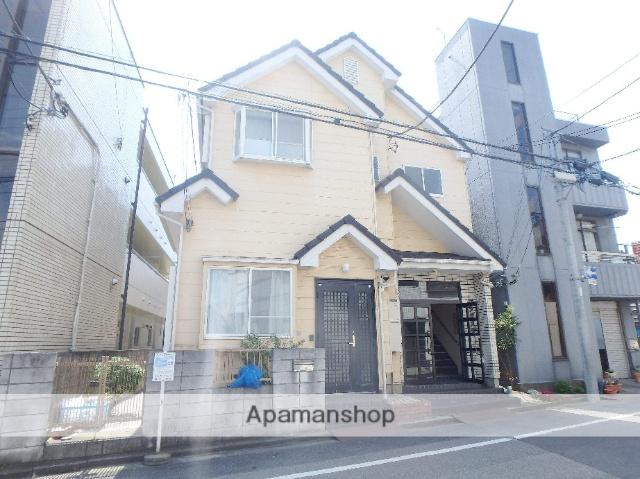 埼玉県蕨市、戸田駅徒歩40分の築24年 2階建の賃貸アパート
