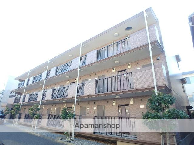 埼玉県川口市、南浦和駅徒歩25分の築13年 3階建の賃貸マンション