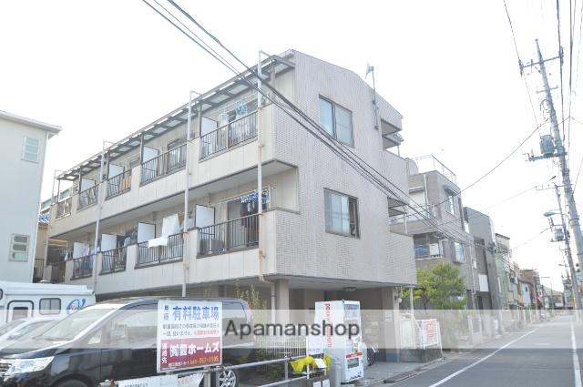 埼玉県川口市、戸田駅徒歩38分の築24年 3階建の賃貸マンション