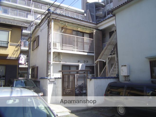 埼玉県蕨市、蕨駅徒歩12分の築30年 2階建の賃貸アパート