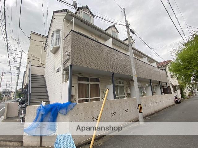 埼玉県蕨市、戸田公園駅徒歩28分の築28年 2階建の賃貸アパート