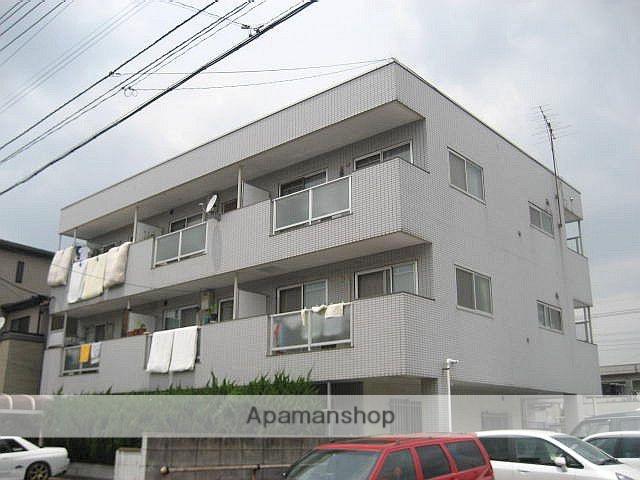 埼玉県蕨市、蕨駅徒歩10分の築29年 3階建の賃貸マンション