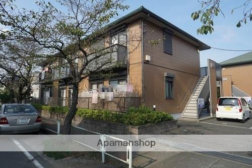 埼玉県蕨市、戸田駅徒歩16分の築16年 2階建の賃貸アパート