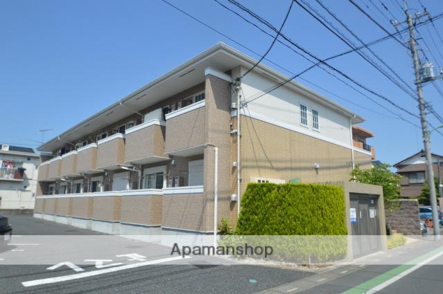 埼玉県川口市、南浦和駅徒歩25分の築10年 2階建の賃貸アパート