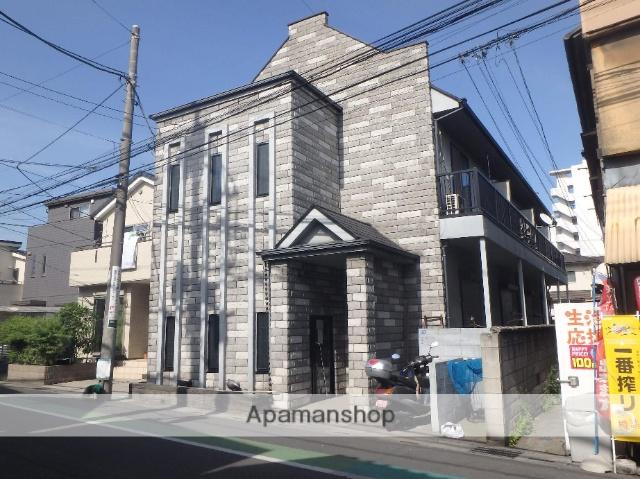 埼玉県川口市、蕨駅徒歩5分の築26年 2階建の賃貸アパート