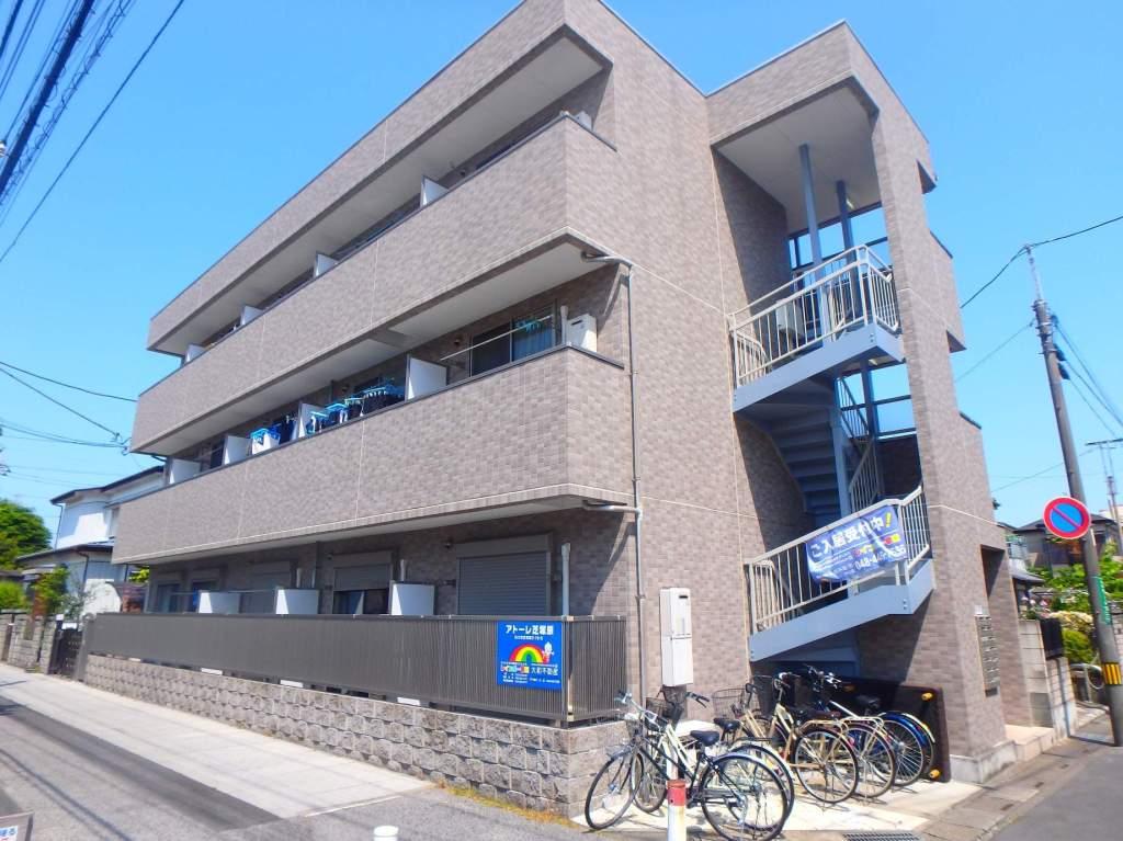 埼玉県川口市、南浦和駅徒歩23分の築9年 3階建の賃貸マンション