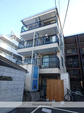 埼玉県川口市、南浦和駅徒歩26分の築10年 4階建の賃貸マンション