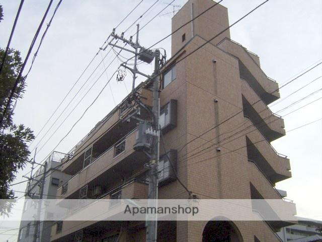 埼玉県川口市、南浦和駅徒歩45分の築28年 6階建の賃貸マンション
