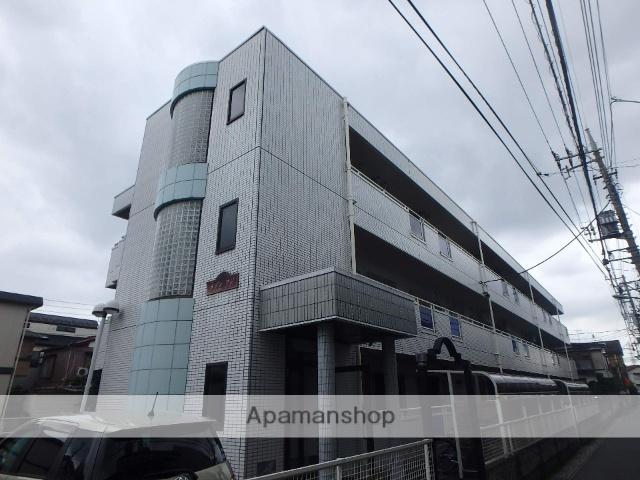 埼玉県川口市、南浦和駅徒歩23分の築22年 3階建の賃貸マンション