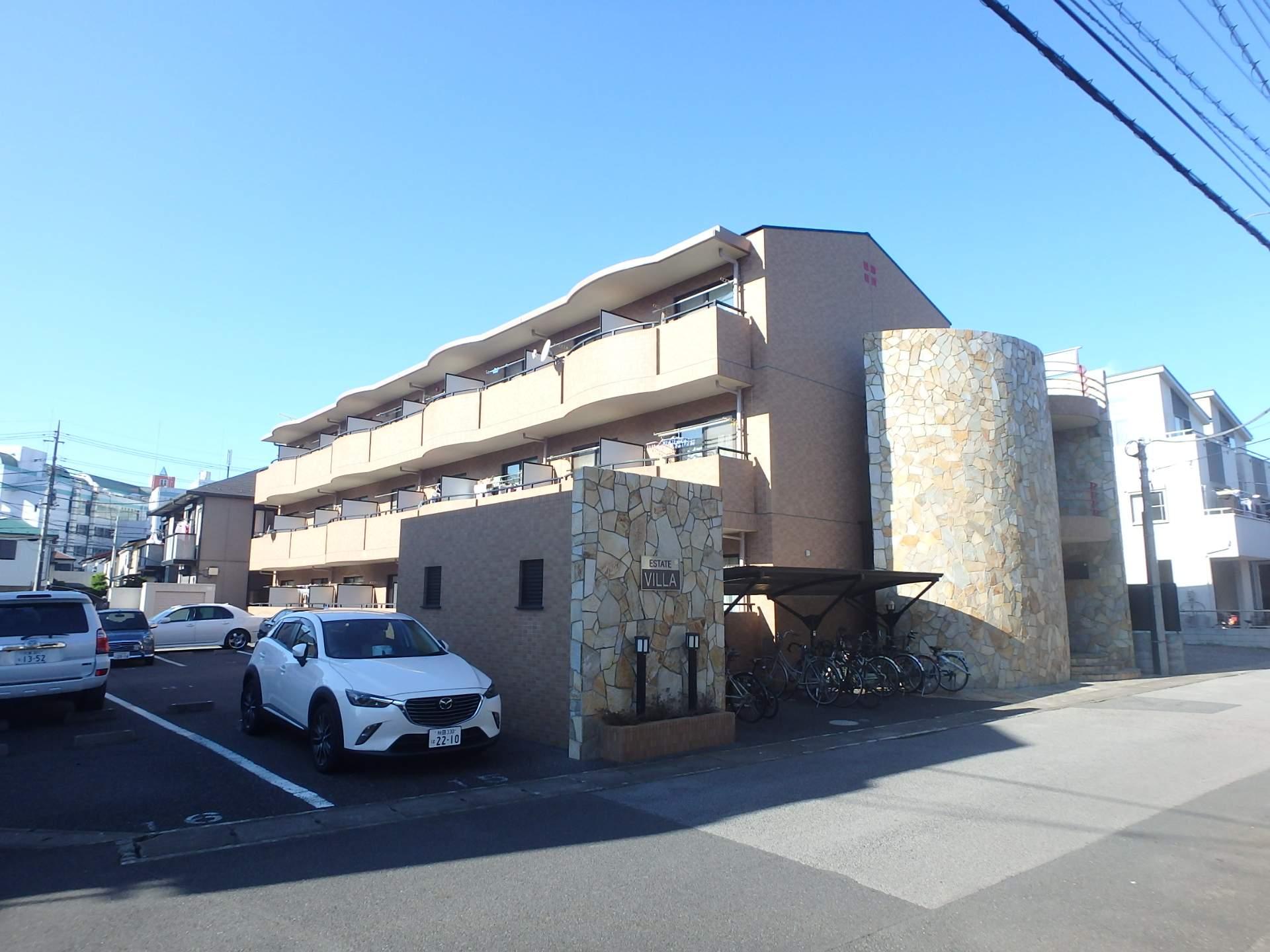 埼玉県川口市、南浦和駅徒歩25分の築15年 3階建の賃貸マンション