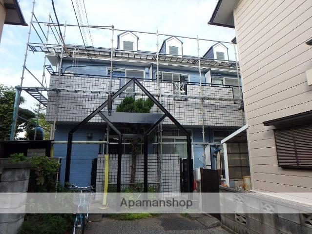 埼玉県蕨市、戸田公園駅徒歩22分の築29年 2階建の賃貸アパート