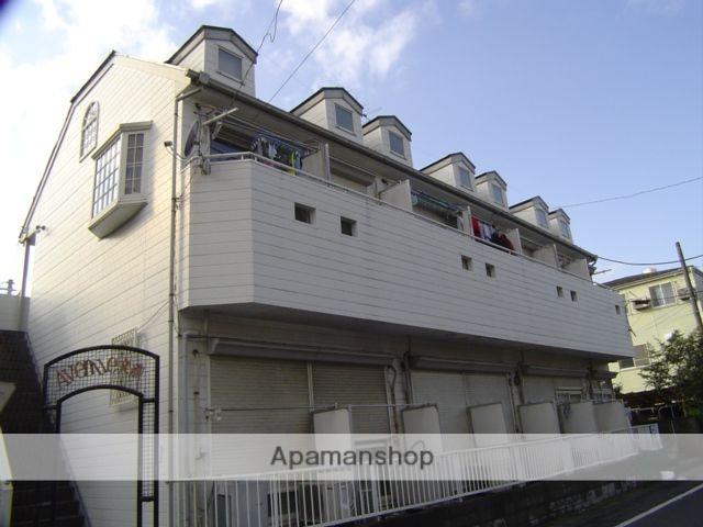 埼玉県さいたま市南区、南浦和駅徒歩20分の築29年 2階建の賃貸アパート
