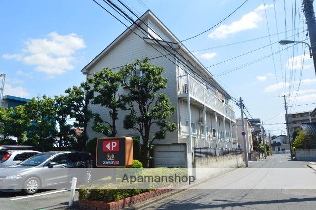 埼玉県川口市、蕨駅徒歩15分の築25年 2階建の賃貸アパート