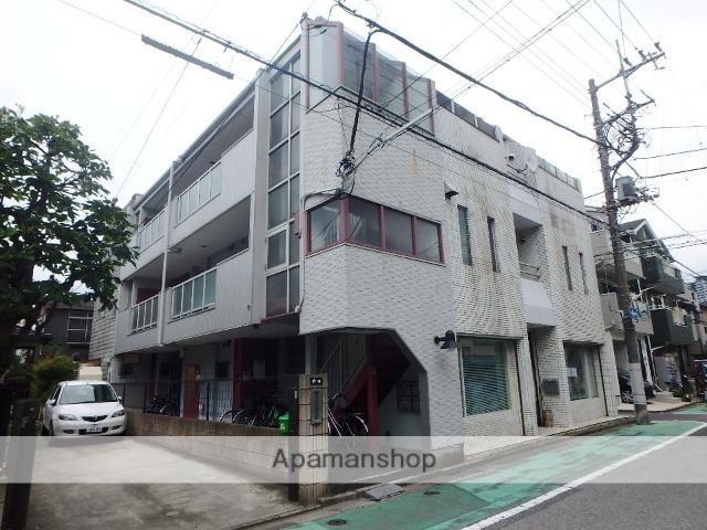 埼玉県蕨市、蕨駅徒歩7分の築34年 3階建の賃貸マンション