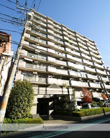 埼玉県戸田市、戸田公園駅徒歩10分の築25年 11階建の賃貸マンション