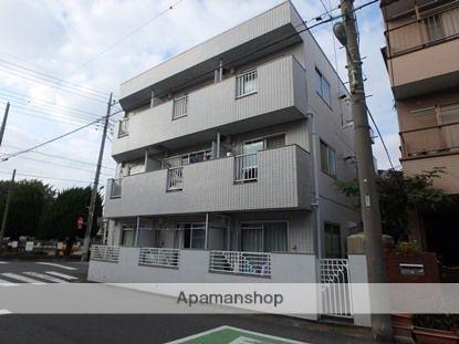 埼玉県川口市、戸田駅徒歩29分の築32年 3階建の賃貸マンション