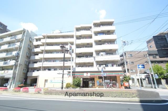 埼玉県川口市、戸田駅徒歩34分の築27年 6階建の賃貸マンション