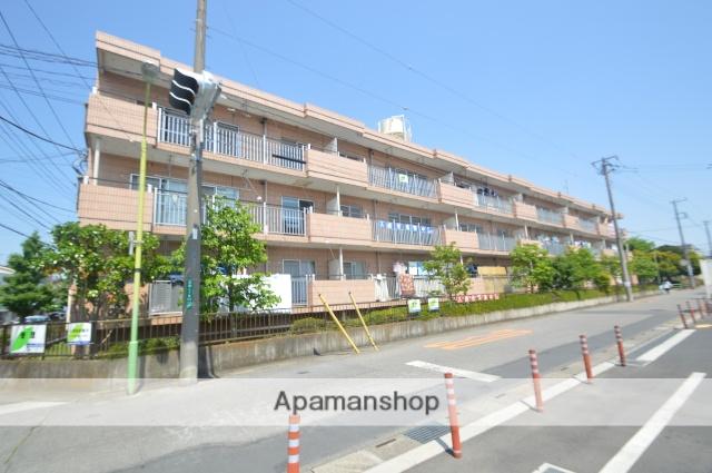 埼玉県川口市、南浦和駅徒歩25分の築28年 3階建の賃貸マンション