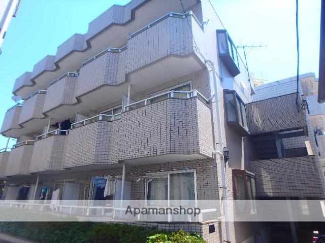 埼玉県川口市、南浦和駅徒歩24分の築30年 3階建の賃貸マンション