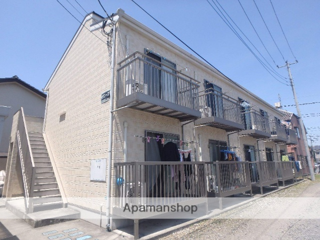 埼玉県川口市、南浦和駅徒歩30分の築9年 2階建の賃貸アパート