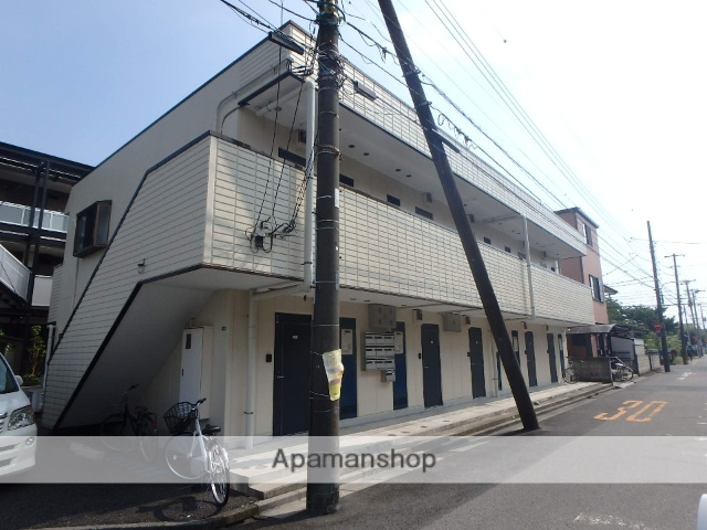 埼玉県蕨市、蕨駅徒歩9分の築12年 2階建の賃貸マンション