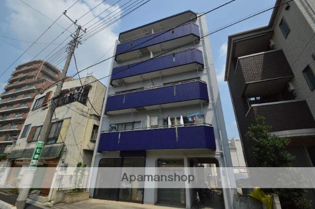 埼玉県川口市、戸田駅徒歩36分の築28年 5階建の賃貸マンション