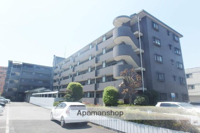 埼玉県蕨市、南浦和駅徒歩28分の築22年 5階建の賃貸マンション