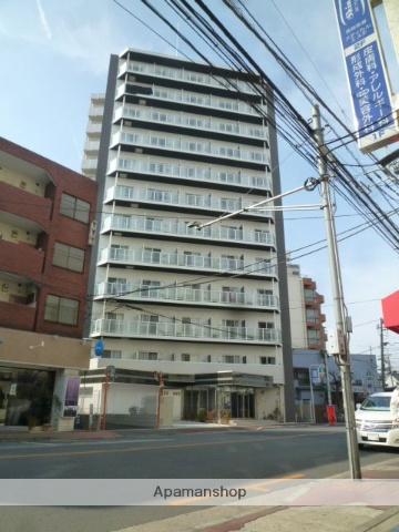 埼玉県川口市、戸田駅徒歩32分の築3年 12階建の賃貸マンション