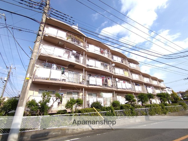 埼玉県川口市、南浦和駅徒歩24分の築34年 4階建の賃貸マンション