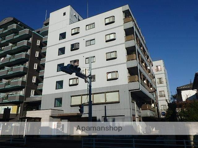 埼玉県蕨市、戸田公園駅徒歩21分の築27年 6階建の賃貸マンション